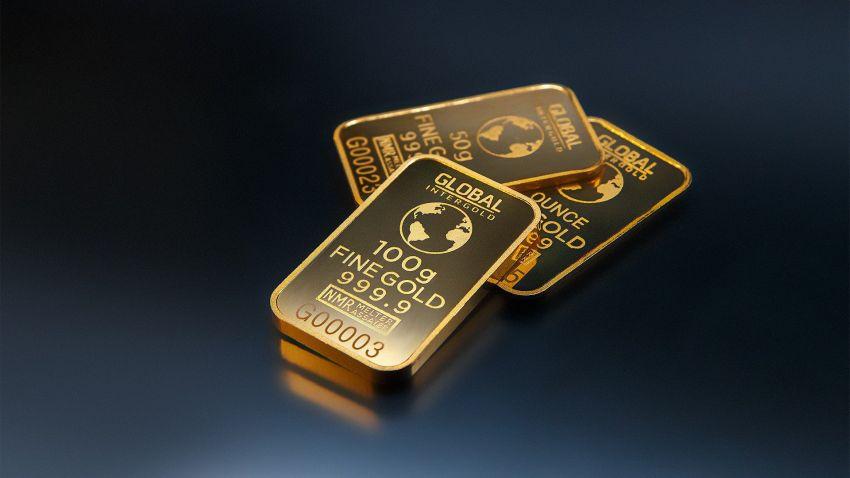 gibanje cene zlata
