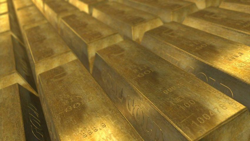 Zlato je sredstvo za zavarovanje kapitala podjetja in družinskega proračuna