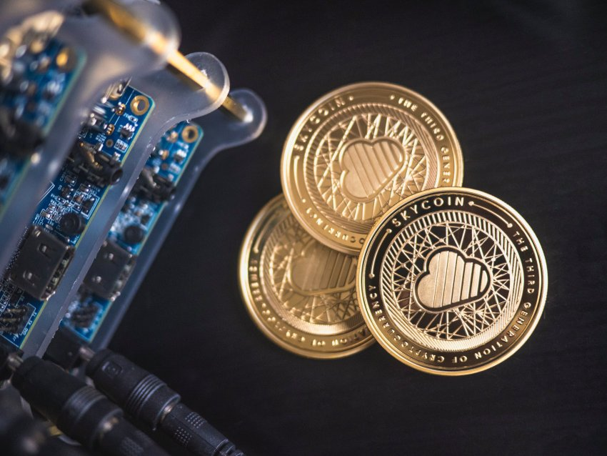trgovanje s kriptovalutami